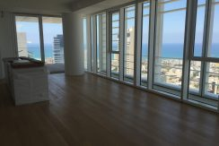 Richard Meier Tower on Rothschild Tel Aviv