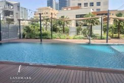 Lieber tower pool Neve Tzedek Landmark real estate