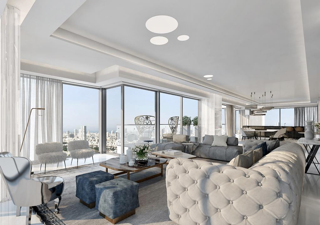 Astounding unit in Rothschild 17 Tower